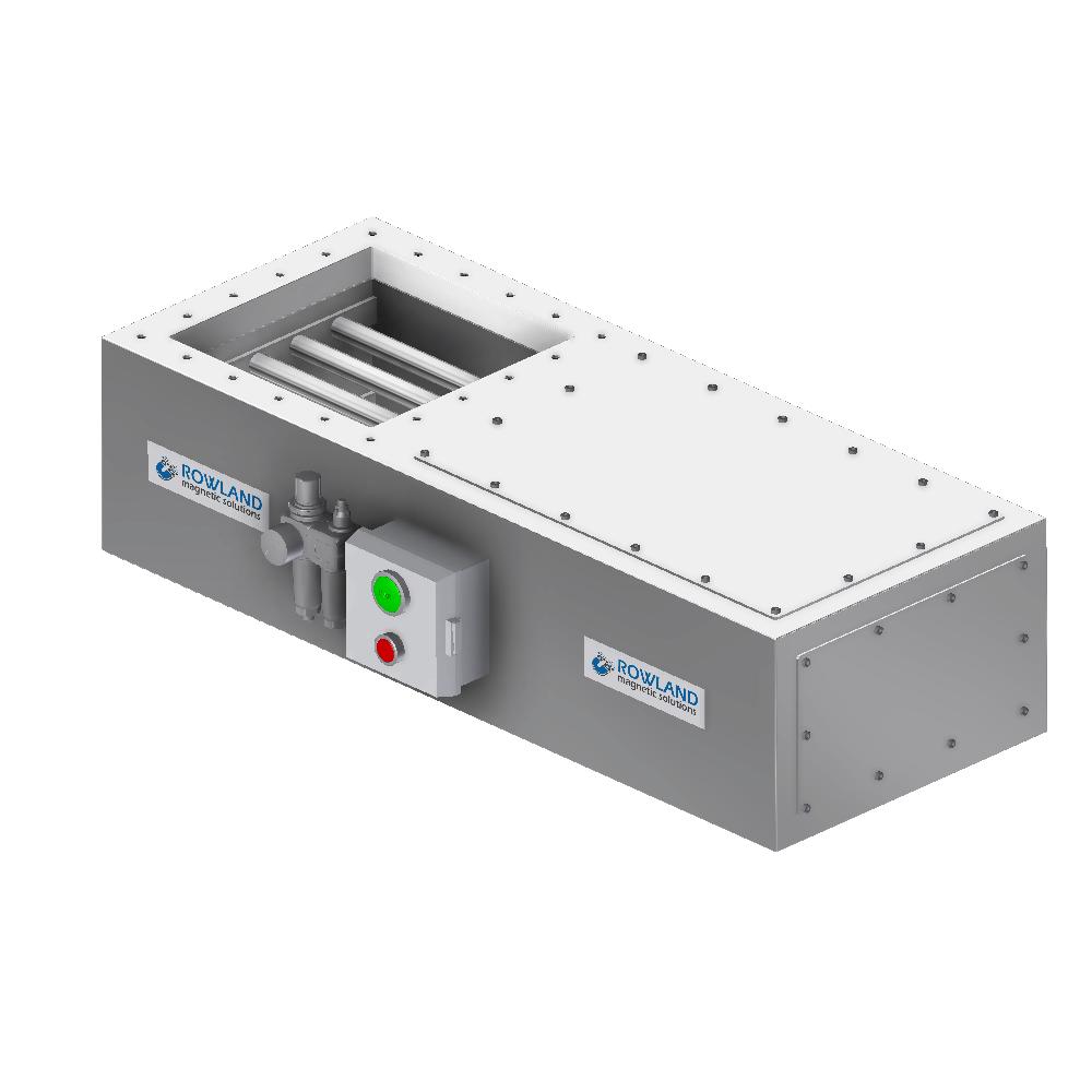 Batch Auto Clean Boxed Grid Separator