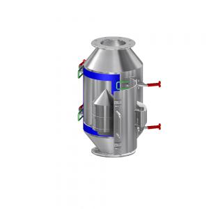 Bullet Magnet Separator Open