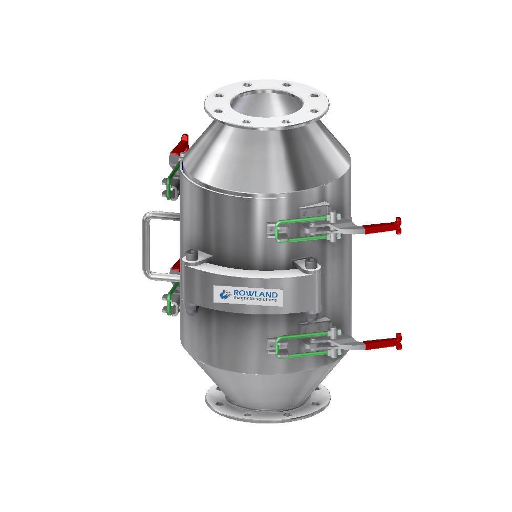 Bullet mMagnet Separator