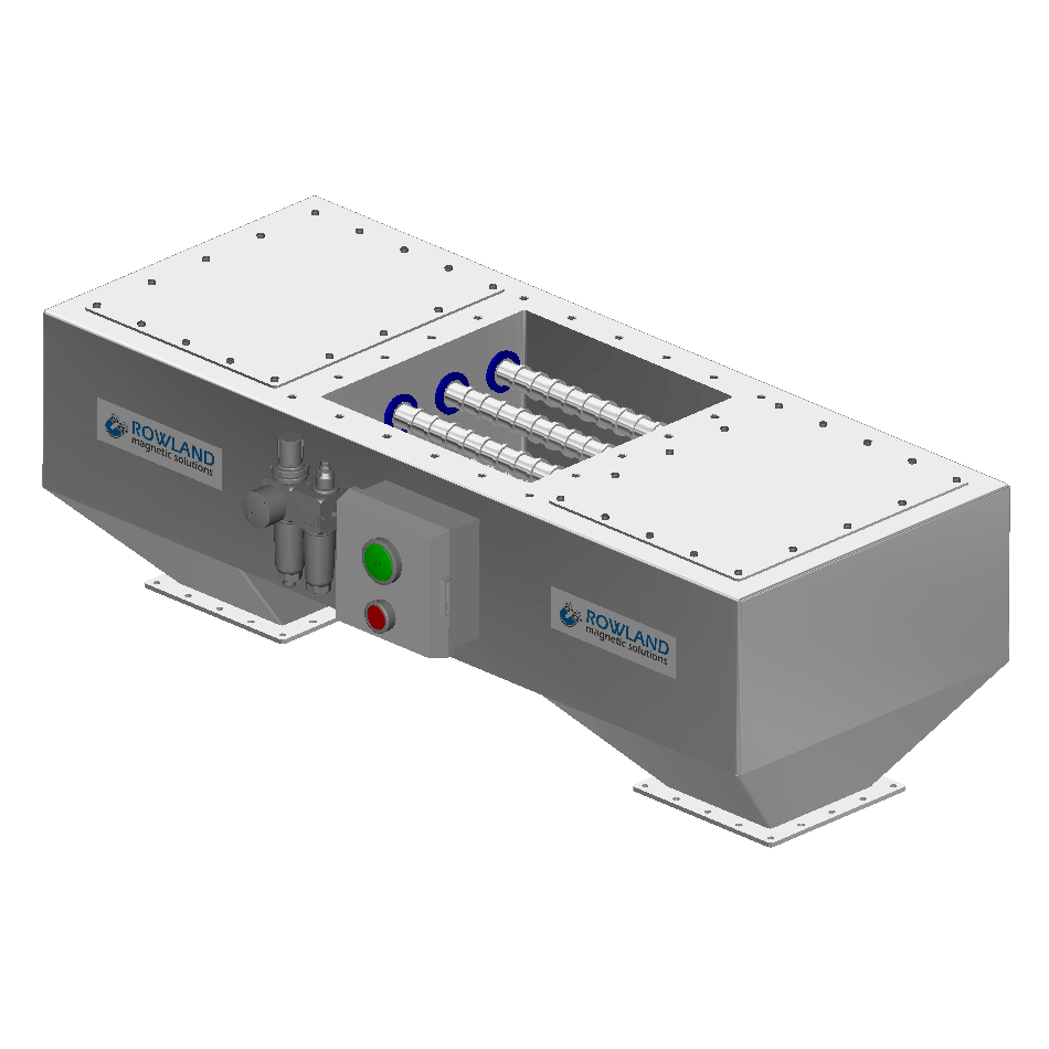 Constant Flow Auto Clean Boxed Grid Separator