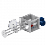 Easy Clean Rotary Separator Open